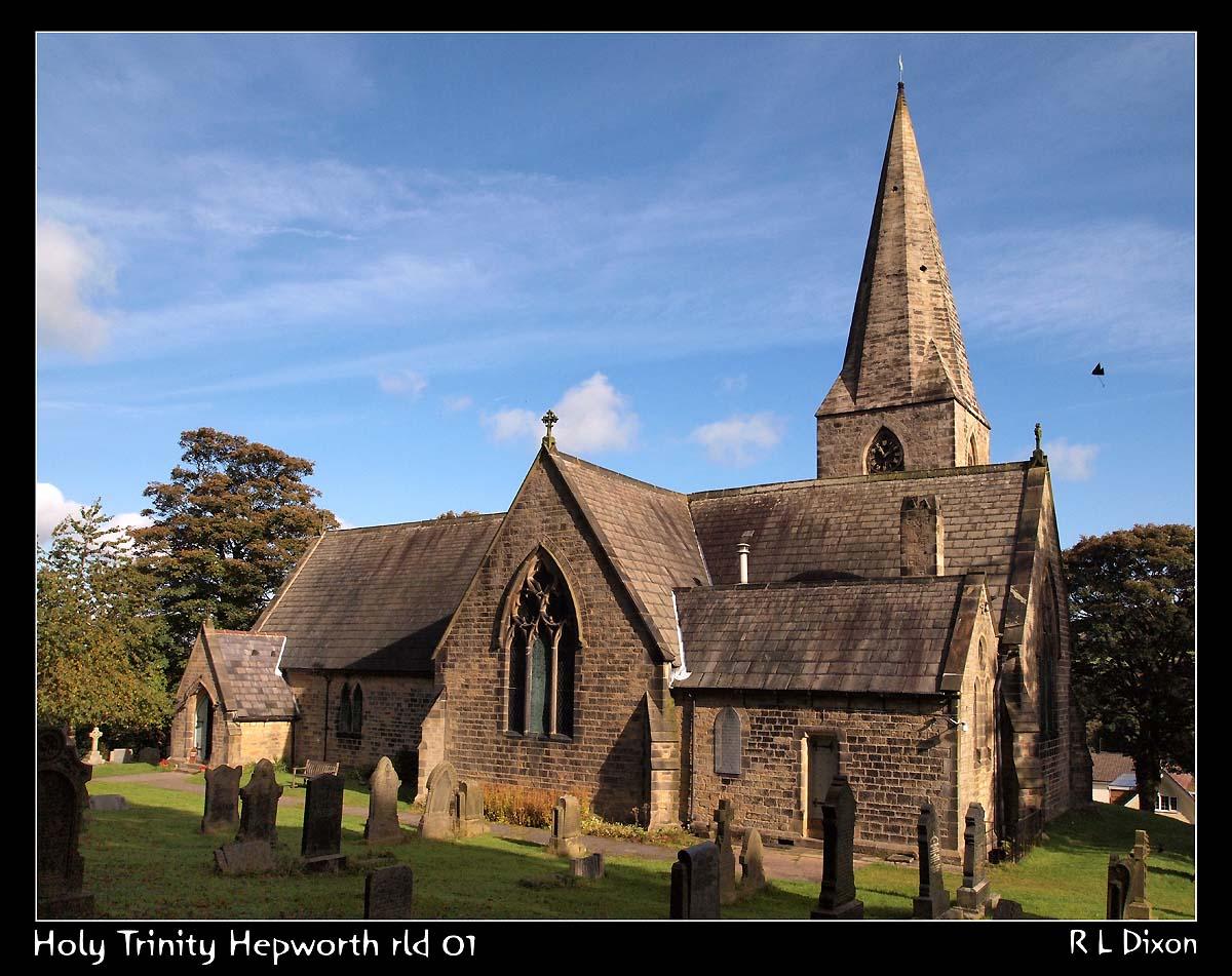 Holy trinity Church Hepworth rld 01 by richardldixon