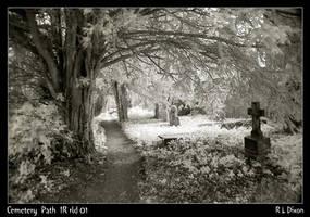 Cemetery Path IR rld 01