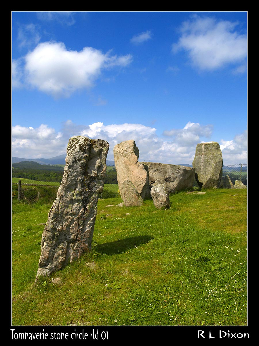 Tomnaverie stone circle rld 01 by richardldixon
