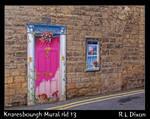 Knaresborough Mural rld 13 dasm by richardldixon