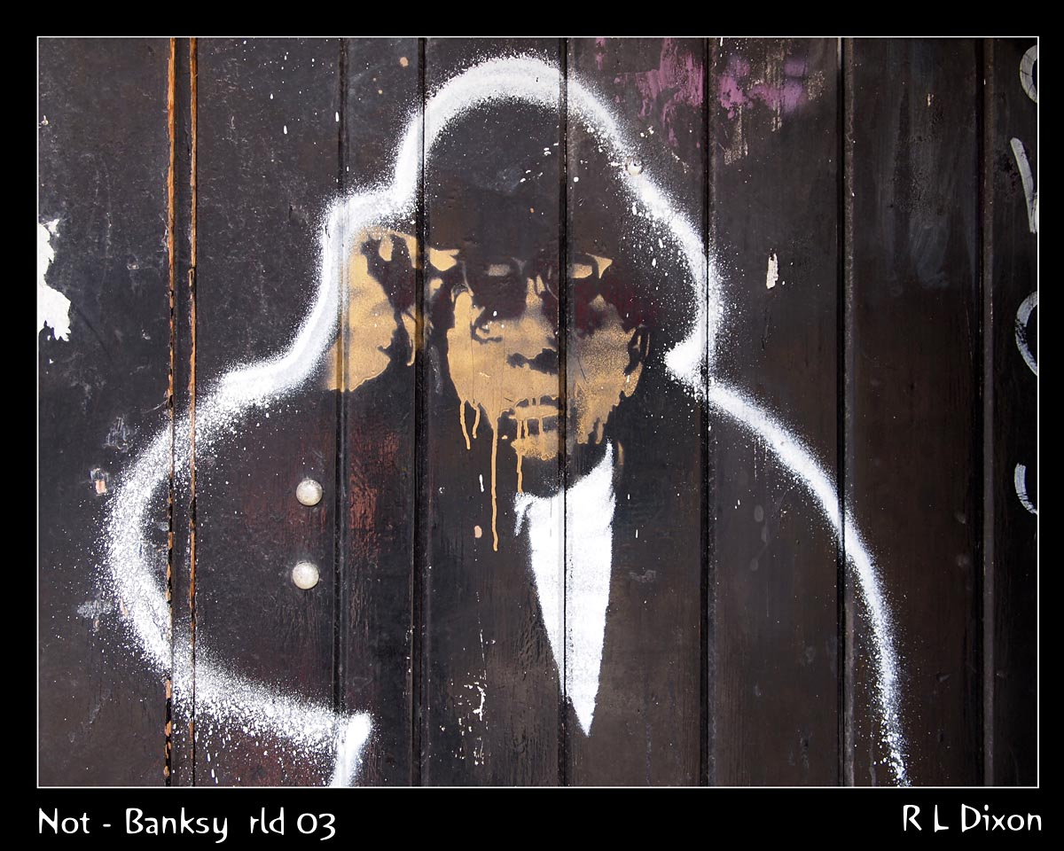 Not-Banksy rld 03 dasm by richardldixon