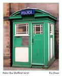 Police Box Sheffield rld 01 dasm