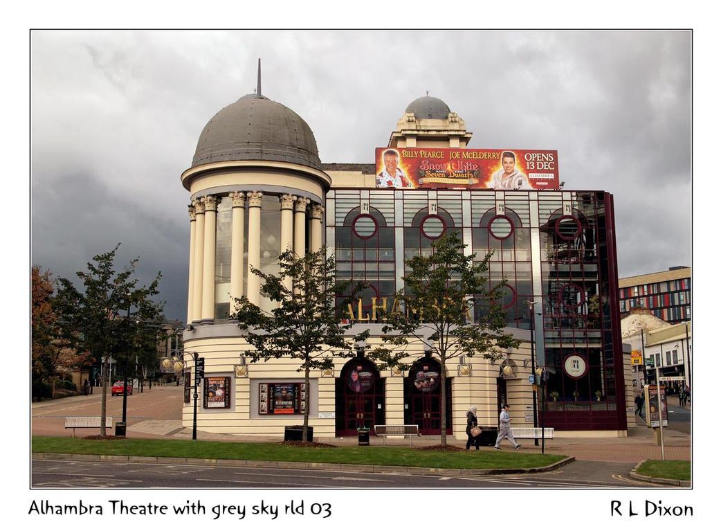 Alhanbra theatre  with grey sky rld 03 dasm by richardldixon