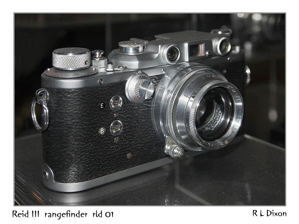 Reid III  rangefinder rld 01 dasm by richardldixon