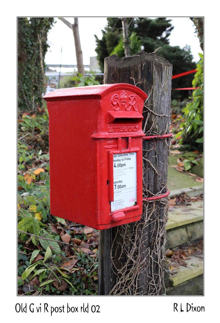 Old G vi R post box rld 02 dasm by richardldixon
