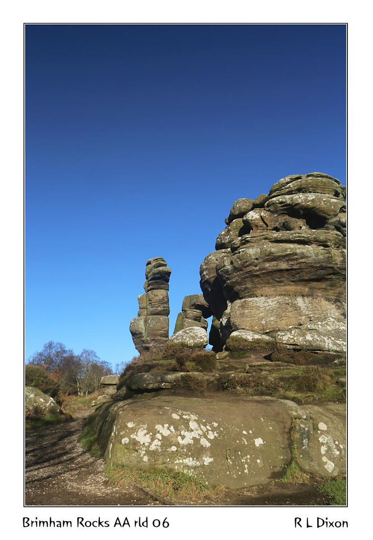 Brimham Rocks AA  rld 06 dasm by richardldixon