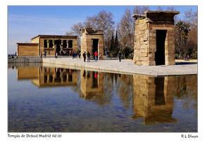 Templo de Debod Madrid rld 01 dasm