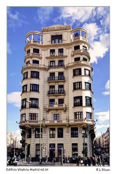 Edificio Vitalicio Madrid rld 01 dasm