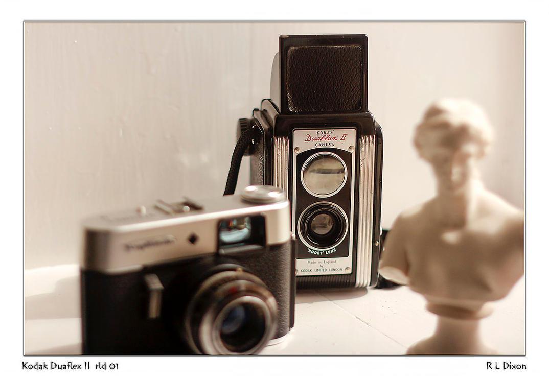 Kodak Duaflex II rld o1 dasm by richardldixon