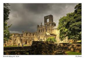 Kirkstall Abbey hdr  rld 01 dasm