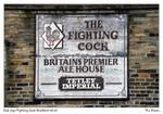 Pub sign Fighting Cock Bradford rld 01 dasm by richardldixon