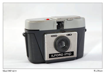 Ilford Imp rld 11 dasm