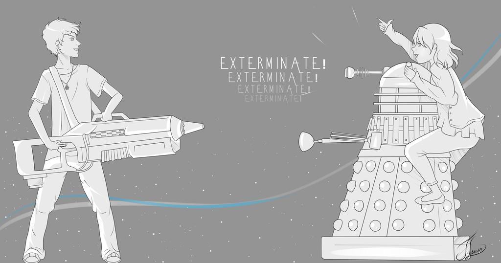 Exterminate! by JessicaLewis