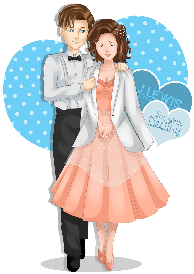 George And Lorraine by JessicaLewis