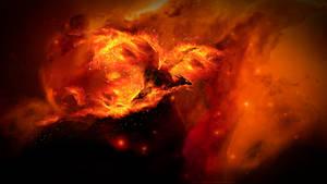 Fiery spirit by Albumforsoul