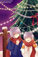 PA- Christmas Memories by Rinslettuce