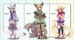 Adoptables AUCTION11: [CLOSED]
