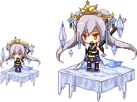 Special Pixel Commission - xakijyu by Rinslettuce