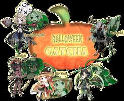 Halloween Gatcha 2016