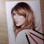Taylor Swift by Pedro Lopes