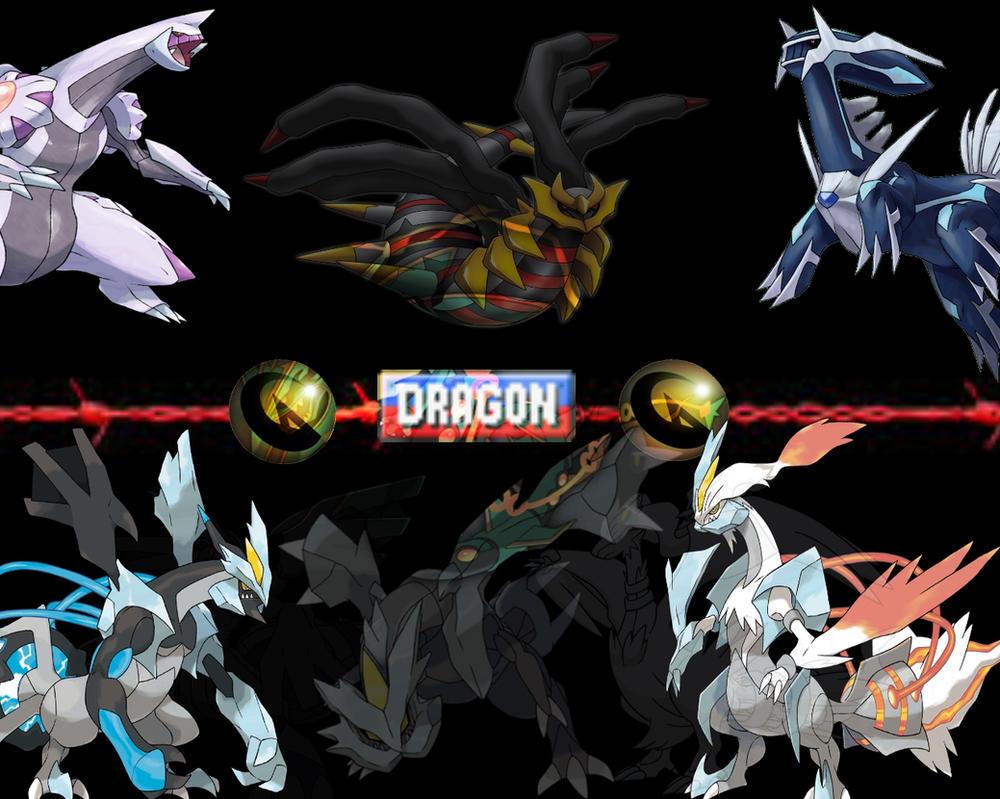 Dragon Type Pokemon Wallpaper Images | Pokemon Images