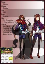 Dark Fairytale: Citrine by bl1zz4r4