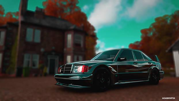 Forza Horizon 4 - Mercedes Benz