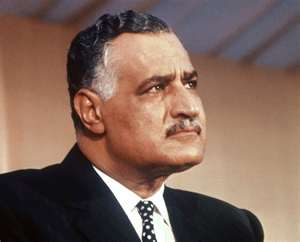 Gamal Abdel Nasser by Kayal97