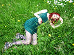 Sleeping Ivy by MimsAerith