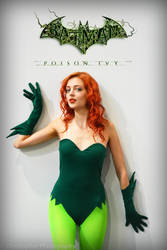 Poison Ivy - Batman: The Animated Series by MimsAerith