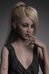 Girl 099 by uc29