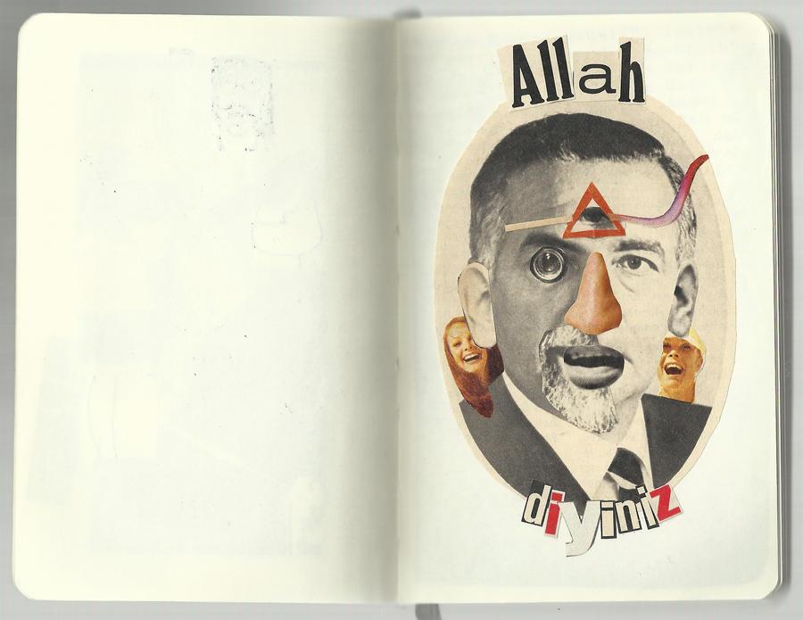Allah by namniffum