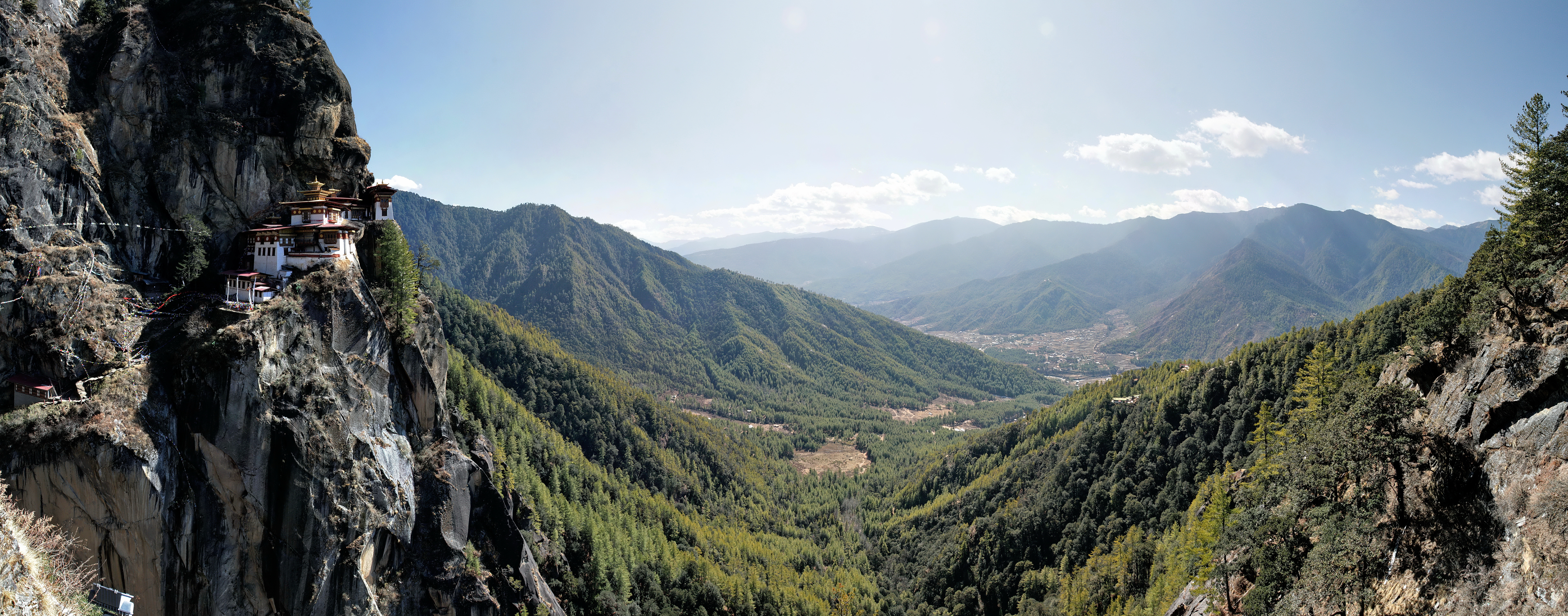 Butan monastery 3 by Melissa-sama