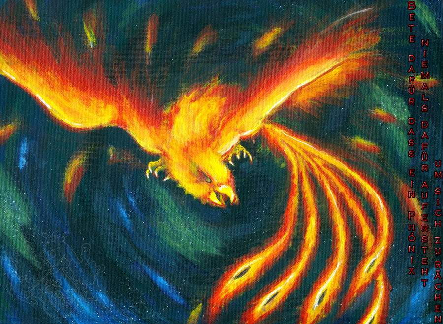The hope of the phoenix essay