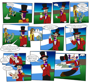 Cartoonival Epilogue - Erin and M-Kitty Part 3