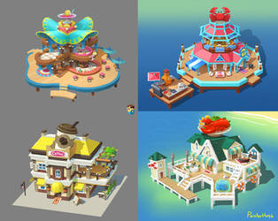 Building Game concept by painterhoya