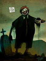 Ronald McDead by TmoeGee