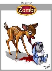 Zambi by TmoeGee
