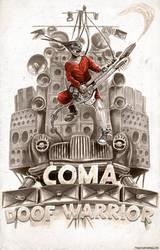 Coma, Doof Warrior by TmoeGee