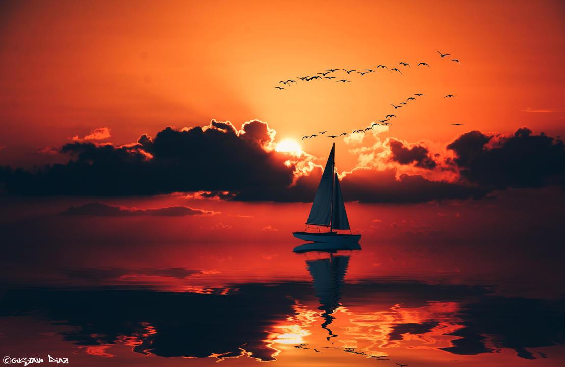 What a wonderful world!! by gustiidiaz