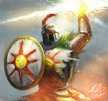 Praise-The-Sun!!! by MicheleGiorgi