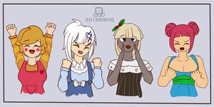 Background characters #1