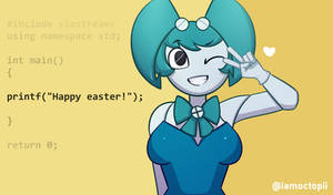 XJ9 Easter day
