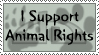 .:: Animal Rights Stamp V2 ::. by loneantarcticwolf