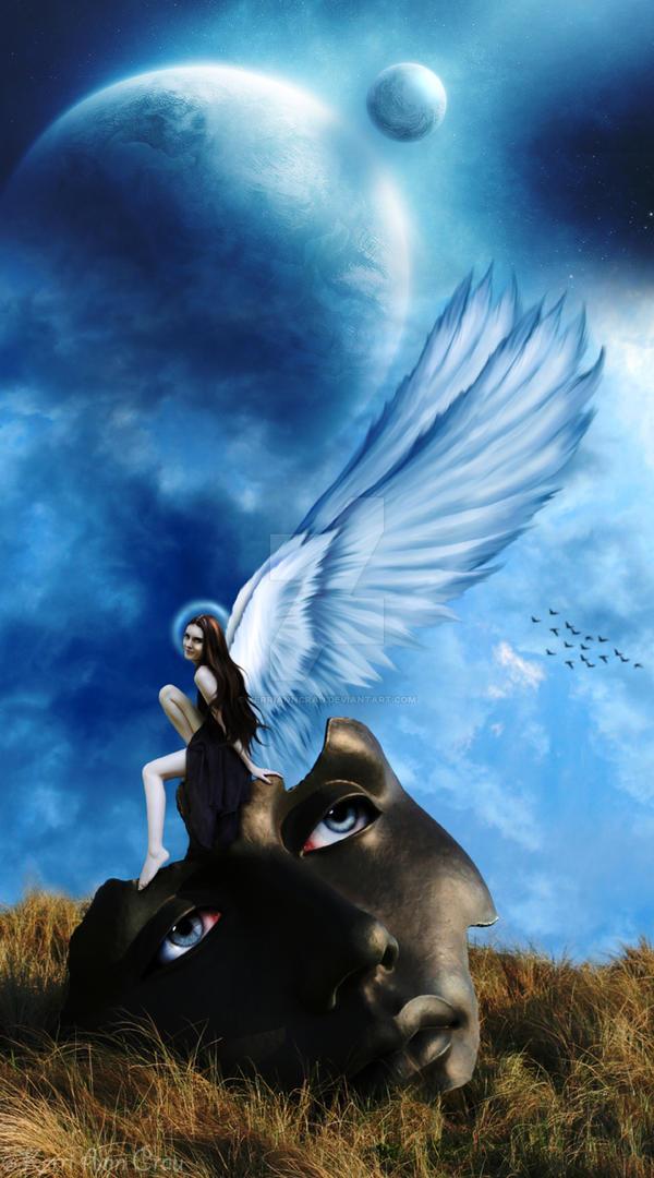 Spiritual Plane 1 by KerriAnnCrau