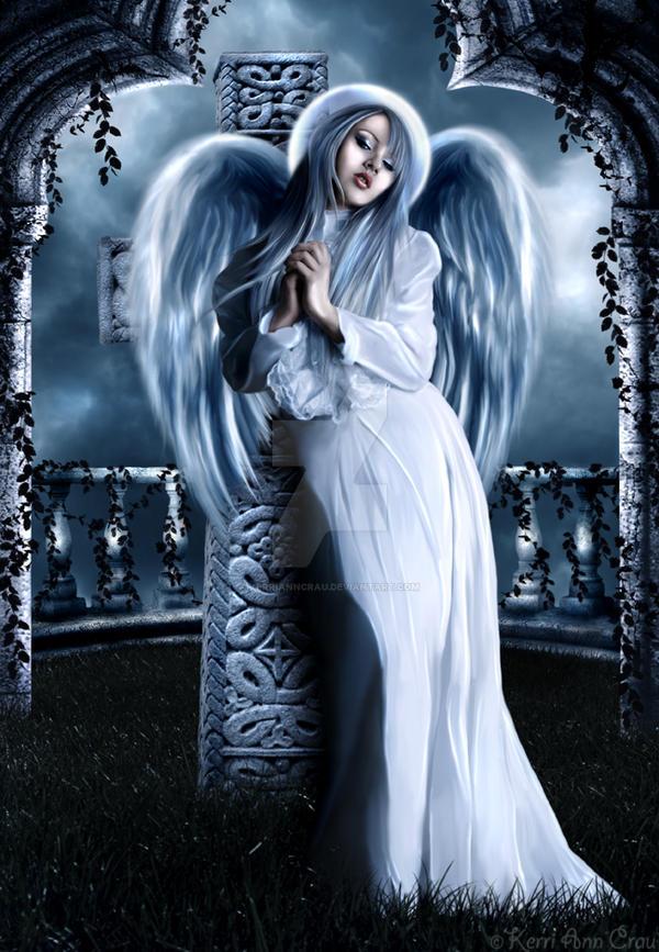 Johnnies Angel by KerriAnnCrau