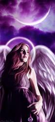Todds Gaurdian Angel by KerriAnnCrau