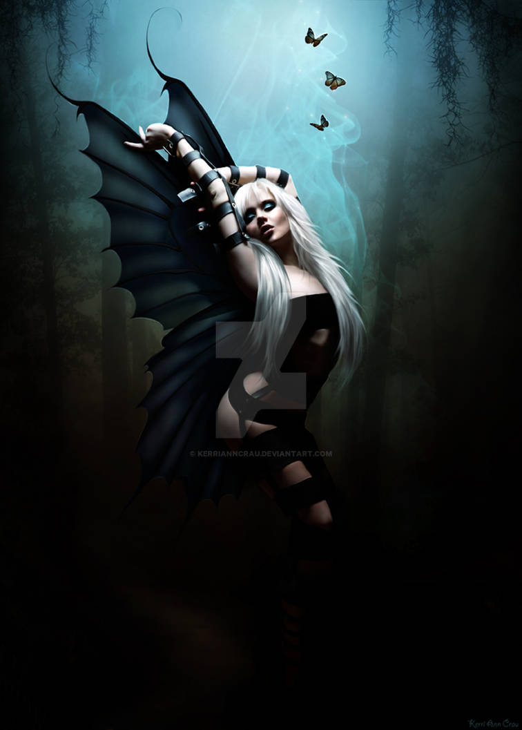 The Butterfly Dancer