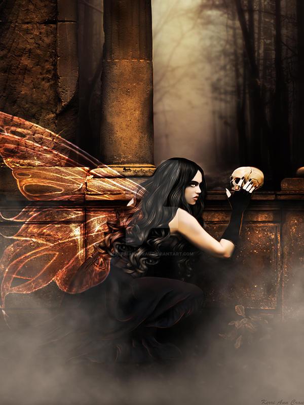 Yorick's Fairy by KerriAnnCrau