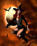 Halloween Witch 2005
